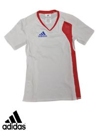 Women's Adidas 'FR TE PW' T Shirt (P07843) x2 (Option 2): £4.95